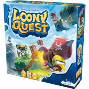 [Test] Loony Quest
